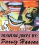 8 Joke CDs by Parviz Hasas (8 CDs)