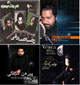 Best of Reza Sadeghi Songs on 4 CDs
