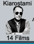 Abbas Kiarostami Old Films (10 DVDs)
