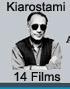 Abbas Kiarostami Old Films (10 DVDs)