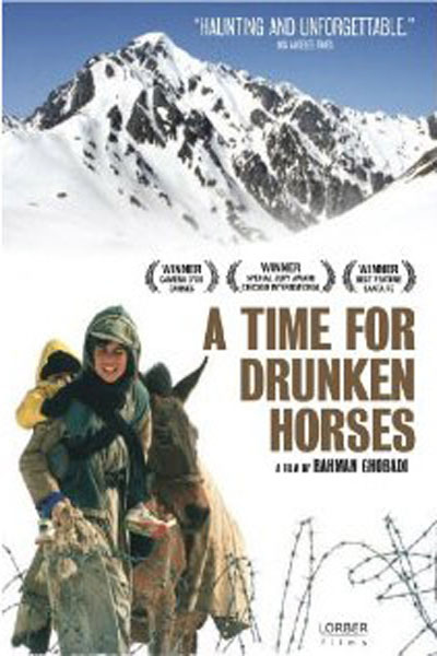 Time for drunken horses (DVD)