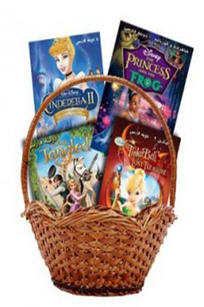 children DVDs in Farsi set 2