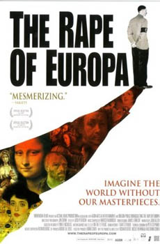 The rape of Europe - in English (DVD)