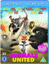 Animals United dubbed in Farsi (DVD)