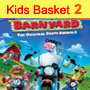 Kids Gift Basket # 2 (6 DVDs)