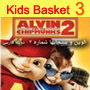Kids Gift Basket # 3 (10 DVDs) - Animations