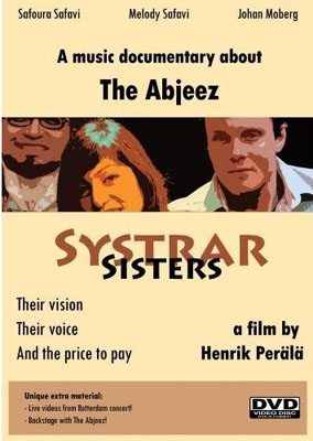 The Abjeez, A music documentary (DVD)