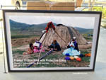 "25"" x 37"" Photo Print, Framed - Women Weaving"