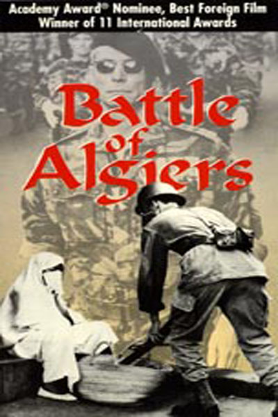 Battle of Algiers  - in English (DVD) نبرد الجزایر